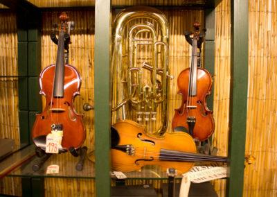 Violines-de-segunda-mano-Donostia