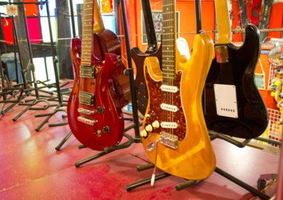 comprar-guitarra-en-Donostia